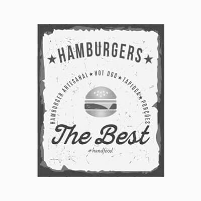 The Best - Hamburgueria